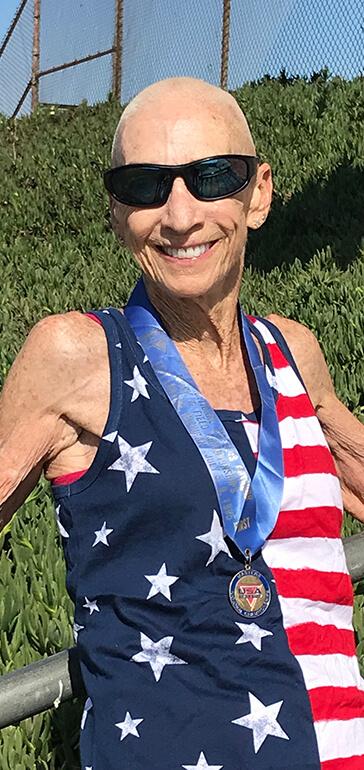 Bonnie Frankel Medal Winner